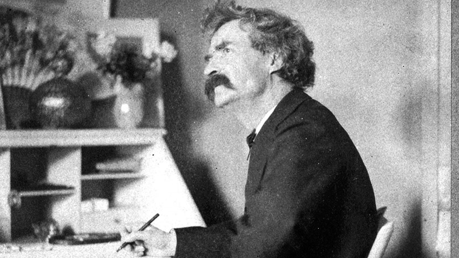 Mark Twain Selected Writings Promo