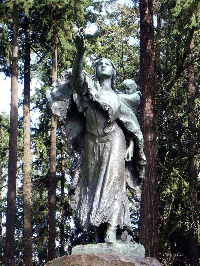 Sacagawea (c. 1790-1812 or 1884)