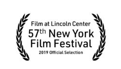 New York Film Festival | 2019 Official Selection