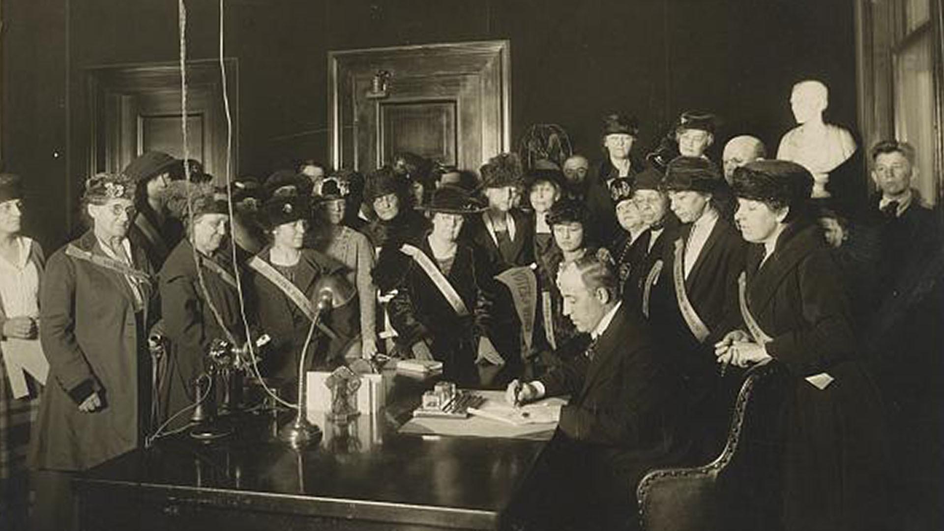 Equal Rights Amendment promo