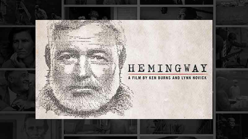 Image of the Hemingway for the Classroom materials on PBS Learning Media |