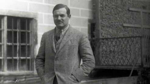 "S0734 | ""Hemingway and Biography"""