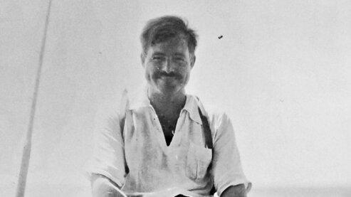"S1487 | ""Hemingway and Celebrity"""