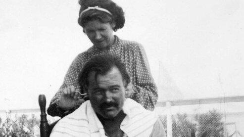 "S1530 | ""Hemingway, Gender and Identity"""