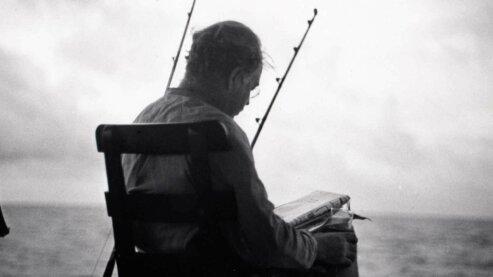 "S1698 | ""Hemingway and the Natural World"""