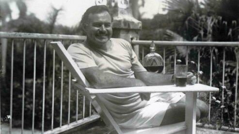 "S3935 | ""Hemingway, the Sea and Cuba"""