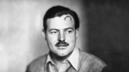 S4855 | Conversations on Hemingway