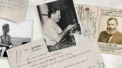 Heminway timeline 16 9 | Hemingway's Life: A Timeline