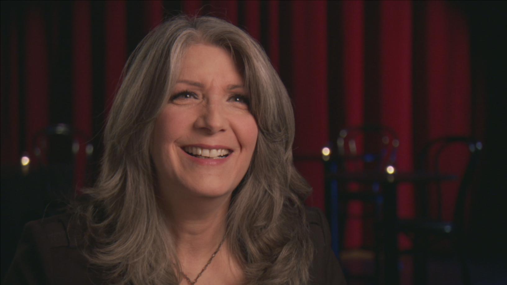 Closeup image of Kathy Mattea
