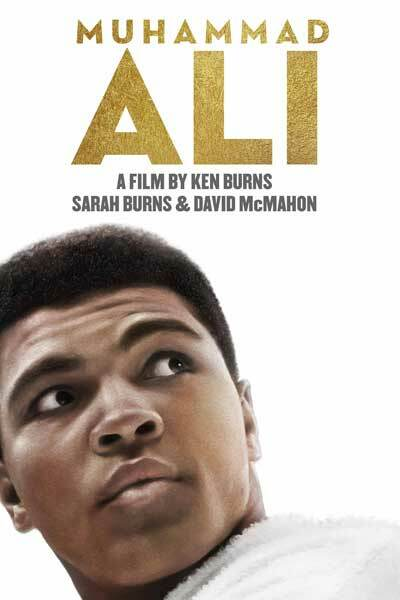 The Film Poster for Muhammad Ali