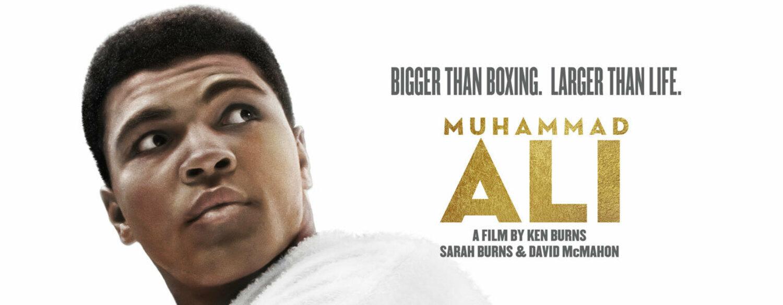 Imagery for Muhammad Ali documentary