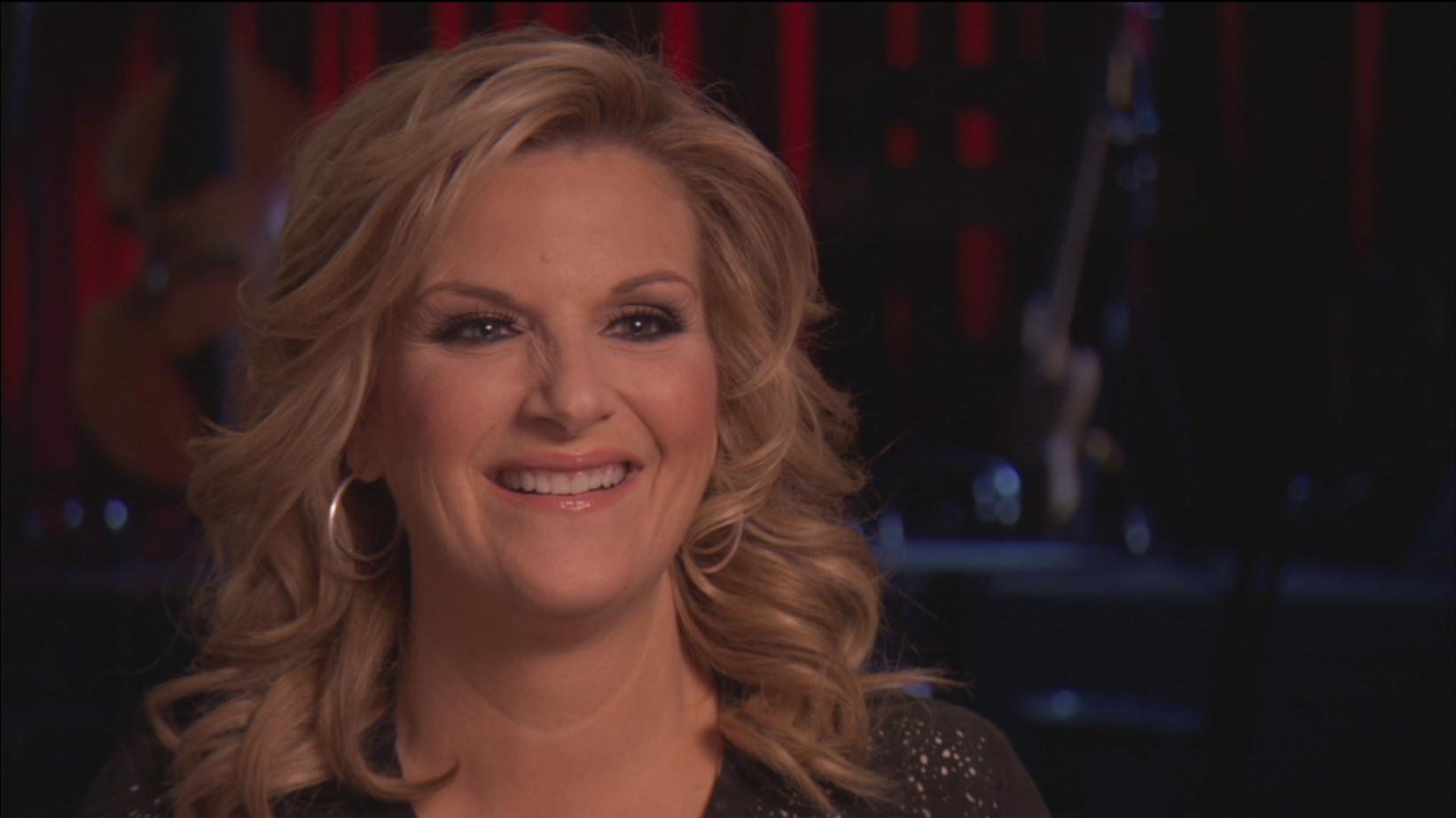 Closeup image of Trisha Yearwood