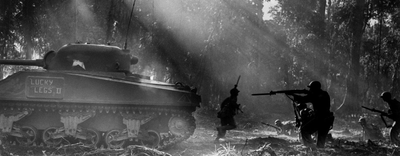 Hero V2 U S  Soldiers At Bougainville Solomon Islands March 1944 Publicdomain Wikicommons