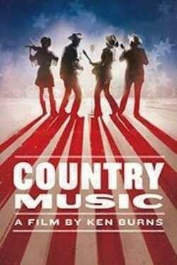 Country music keyart
