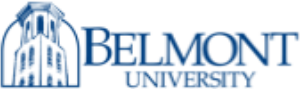 The Belmont University logo