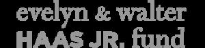 Evelynandwalterhaasjrfund Logo