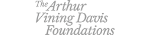 Arthur Vining Davis Foundation Logo Gray Extra Pad