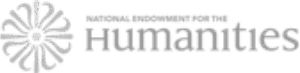 The National Endowment for the Humanities logo.