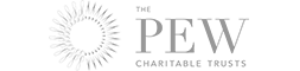 The Pew Charitable Trusts logo.
