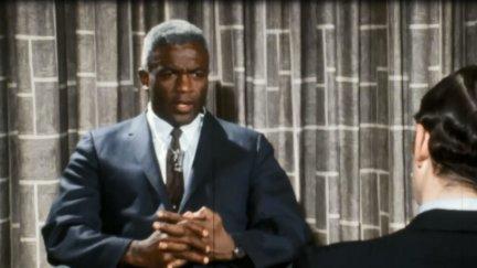Jackie Robinson Fades