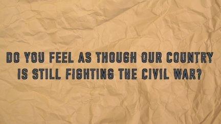 Q & A: The Civil War Today