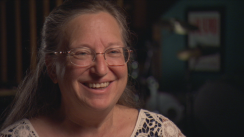Closeup image of Amy Kurland | Amy Kurland Biography