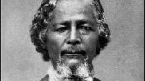 "Benjamin ""Pap"" Singleton (1809-1892)   Testimony of Benjamin Singleton before Congress (1880)"