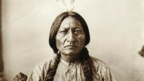 Sitting Bull Tatanka-Iyotanka  (1831-1890)   An Account of Sitting Bull's Death (1891)