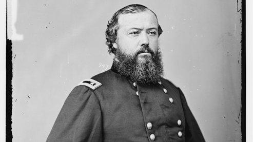 Gen Hugh Ewing Loc   The Lawrence Massacre by a Band of Missouri Ruffians Under Quantrell (1863)