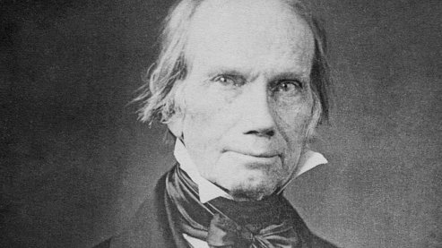 Henry Clay 1848 Restored   Congressional Resolution for Texas Annexation (1845)