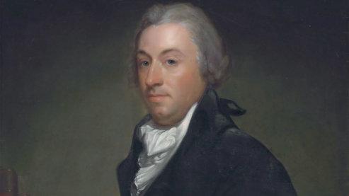 Robert R Livingston   The Louisiana Purchase Treaty (1803)