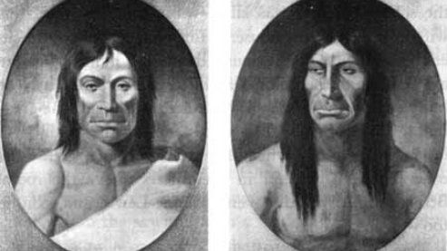 Tiloukaikt And Tomahas   Cayuse Request for a Material Witness (1851)