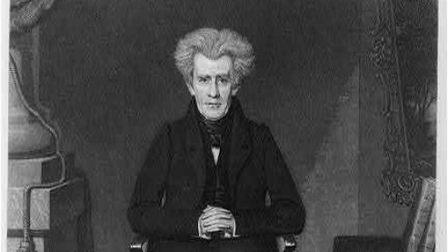 Andrew Jackson   Andrew Jackson on the Necessity of Indian Removal (1835)