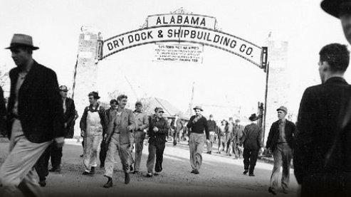 At War Mobile Town 03 | Mobile, Alabama