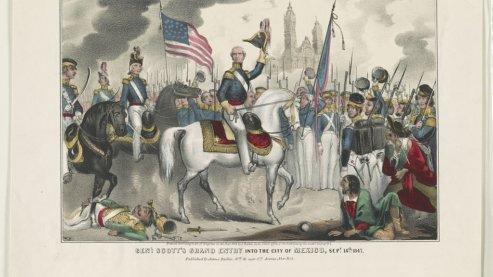 Genscott Mexicotreaty   Treaty of Guadalupe-Hidalgo (1848)