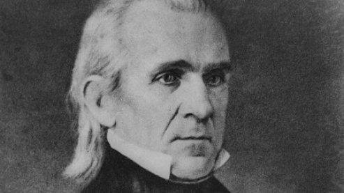James Knox Polk (1795-1849)   Declaration of War with Mexico (1846)