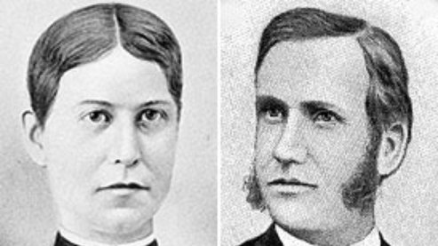 Narcissa Whitman (1808-1847) And Marcus Whitman (1802-1847) | People