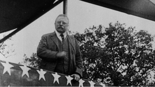 Theodore Roosevelt (1858-1919)   Theodore Roosevelt, The Conservation of Natural Resources (1907)