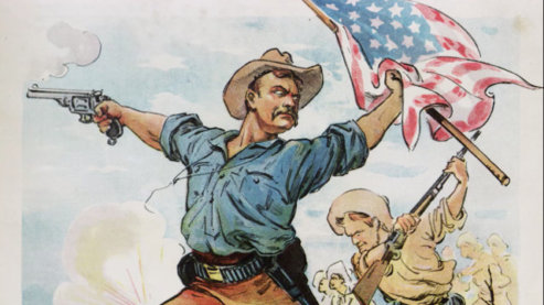 Timeline Clip   Theodore Roosevelt Becomes An American Hero Asset Mezzanine 16X9 | Video