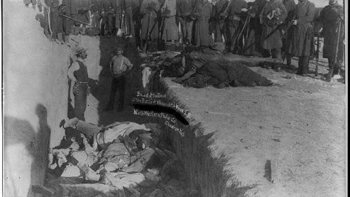 Woundedkneedead   Lakota accounts of the massacre at Wounded Knee (1891)