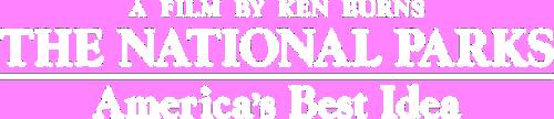 Thenationalparks Logo