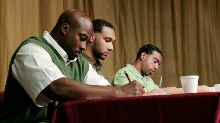 When Bard Prison Initiative Students Debated Harvard