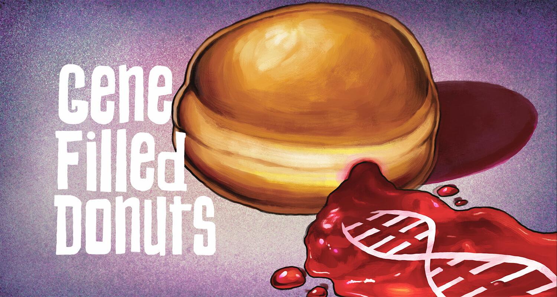Gene Filled Donuts