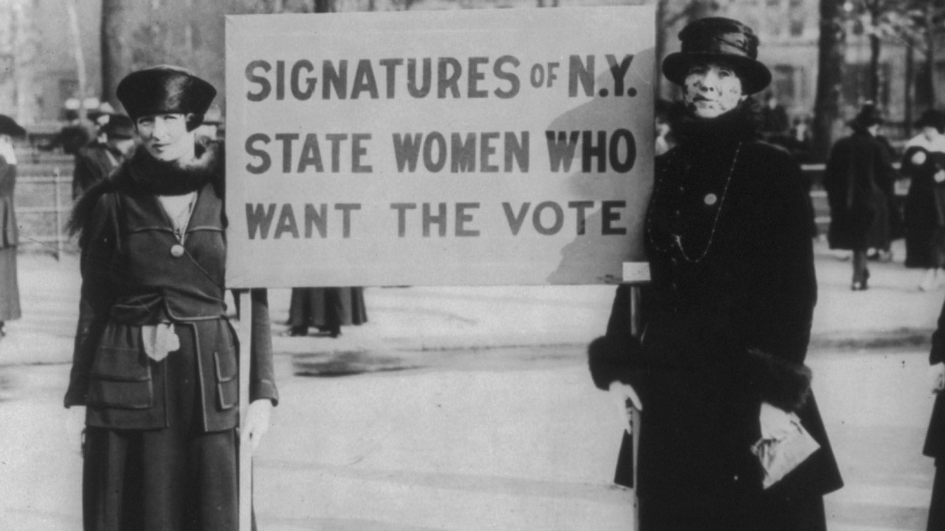 Women Remember Suffrage Promo